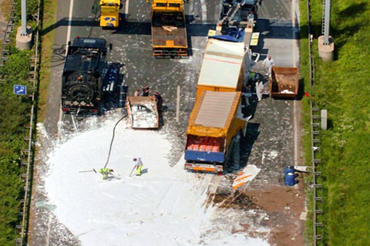 extrem-schmutz beseitigung